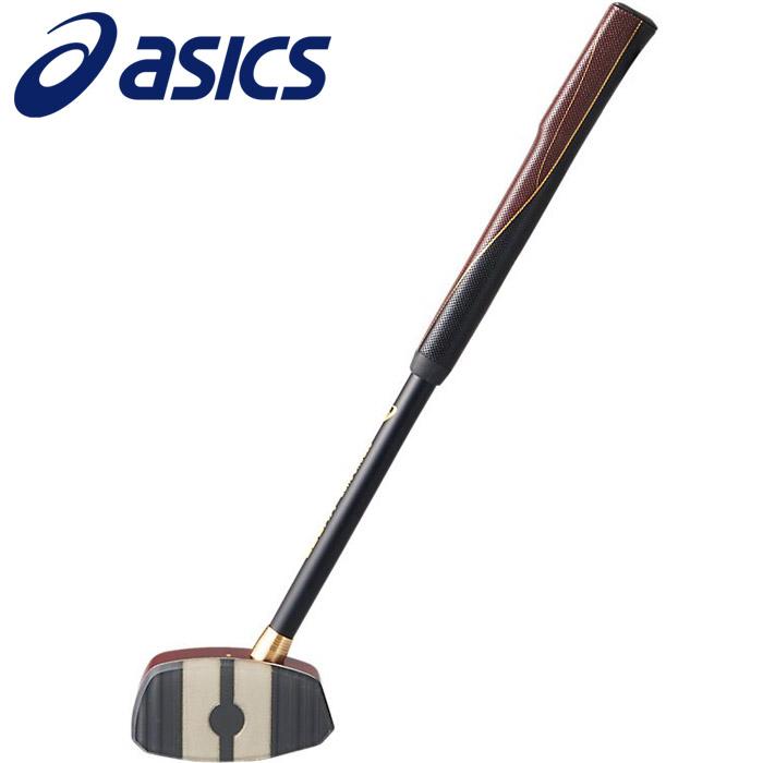 アシックス グラウンドゴルフ GG ストロングショットハイパー (車椅子用) クラブ 3283A067-202