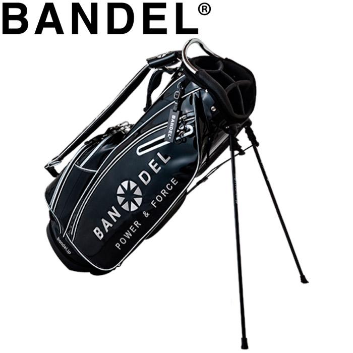 バンデル スタンド式キャディバッグ Golf Bag Black