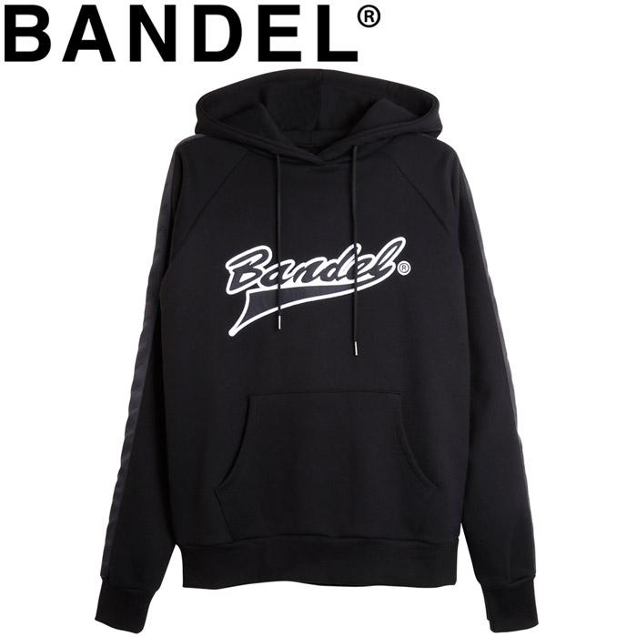 バンデル フーディ パーカー Hoodie Emblem BAN-HD005 Black