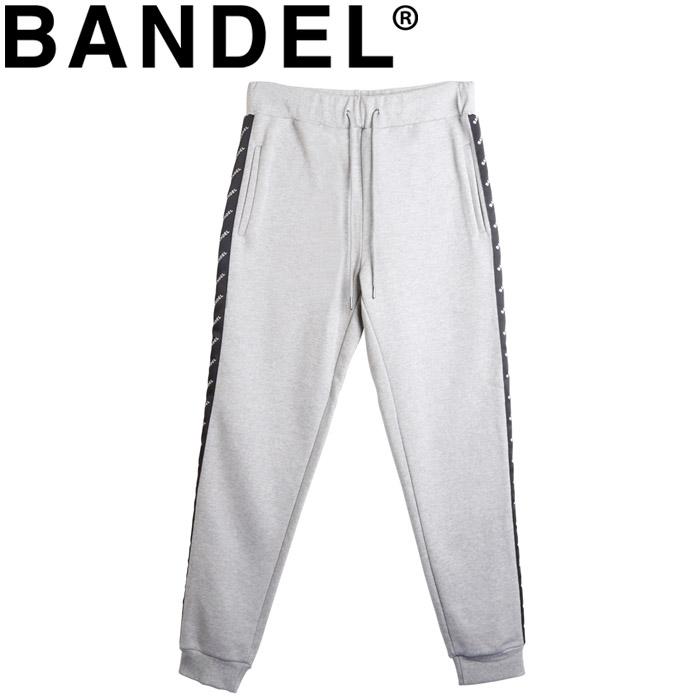 バンデル ロングパンツ Jogger Pants Tape BAN-JP003 Grey