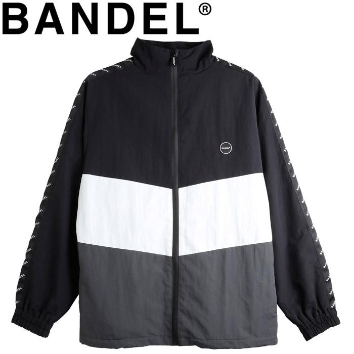 バンデル ジャケット Woven Jacket WVN-J001 Black×White