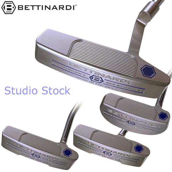 ベティナルディ SS シリーズ パター BETTINARDI GOLF Studio Stock 2019モデル 日本正規品