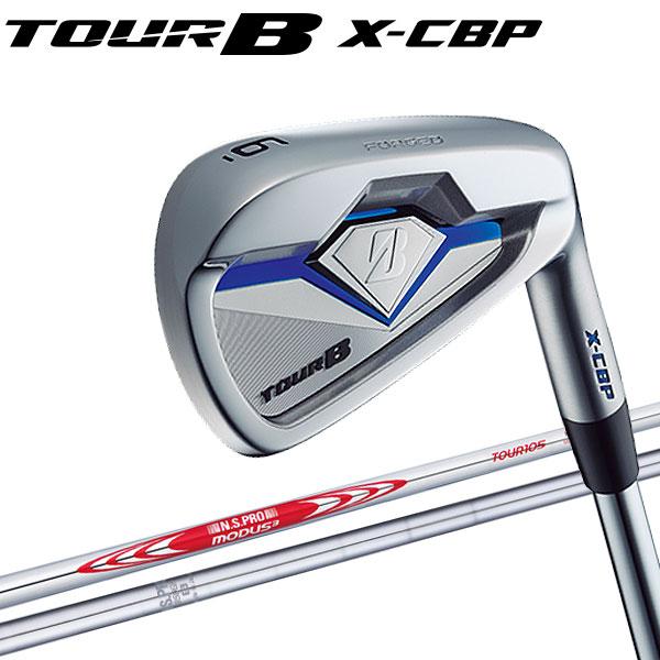 ブリヂストン ゴルフ TOUR B X-CBP アイアン 6本セット 2018モデル