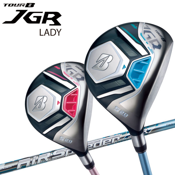 ブリヂストン ゴルフ 2019モデル TOUR B JGR LADY フェアウェイウッド レディース