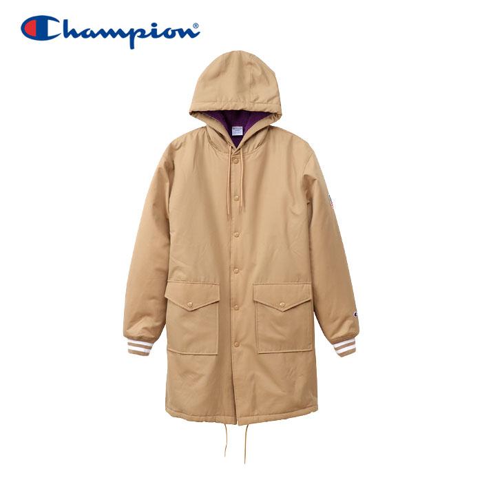 【クリアランスセール】 チャンピオン ハーフコート メンズ C3-Q603-780 2019 秋冬