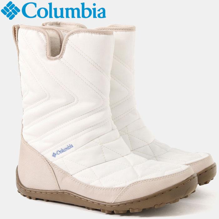 コロンビア ミンクススリップ 3 ウィンターブーツ レディース BL5959-125
