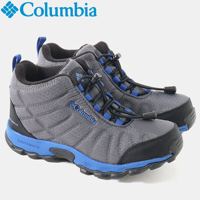 21b49fb1c5a1 annexsports  Columbian use fire camping mid trekking shoes youth ...