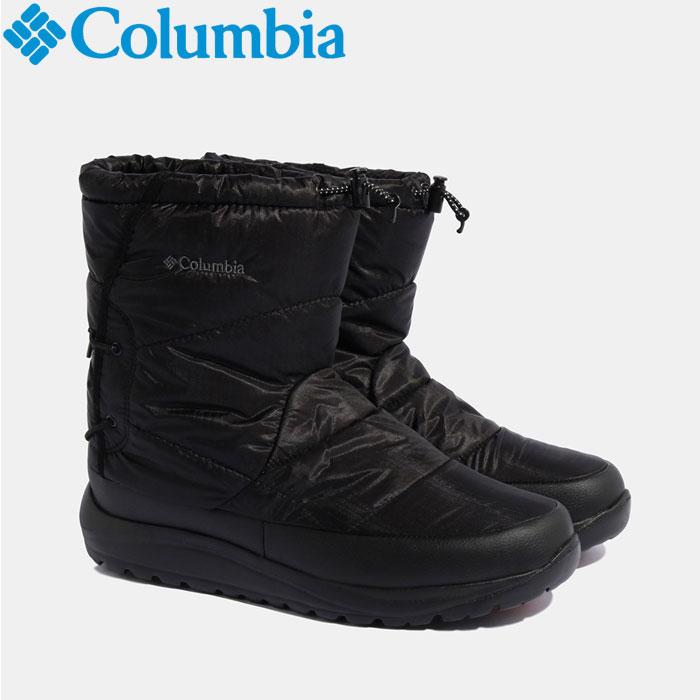 全品送料無料 一部地域 マーケティング 商品除く コロンビア スピンリールブーツアドバンスWPオムニヒート ブーツ YU0274-010 ウインター メンズ レディース 期間限定特別価格