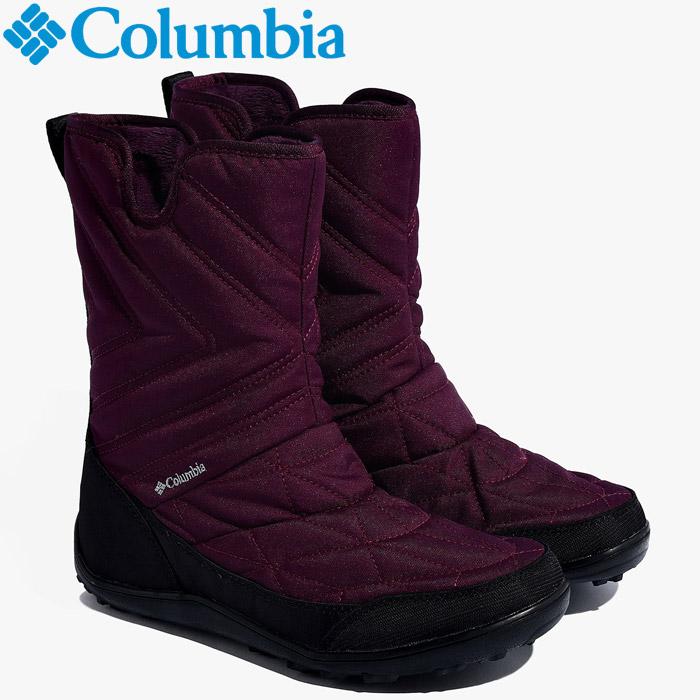 コロンビア ミンクススリップ3 ウインター ブーツ レディース BL5959-639