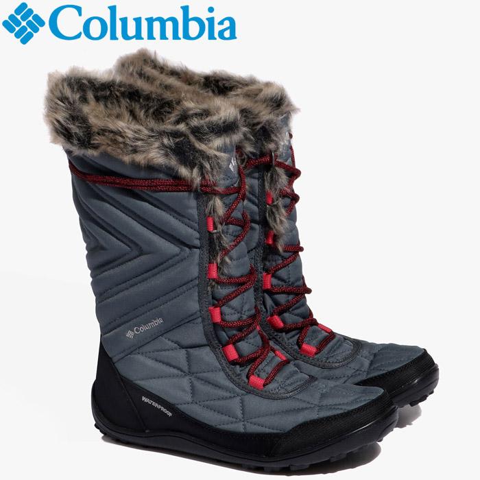 コロンビア ミンクスミッド3 ウインター ブーツ レディース BL5964-053