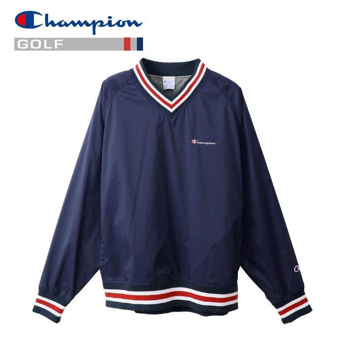 チャンピオン スニードジャケット ゴルフ C3-PG604-370 メンズ 19SS