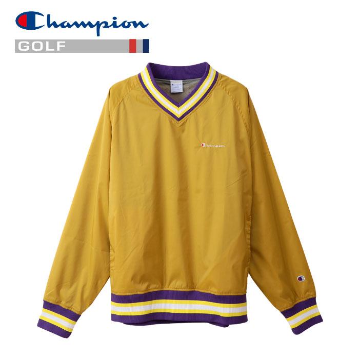 チャンピオン スニードジャケット ゴルフ C3-PG604-750 メンズ 19SS