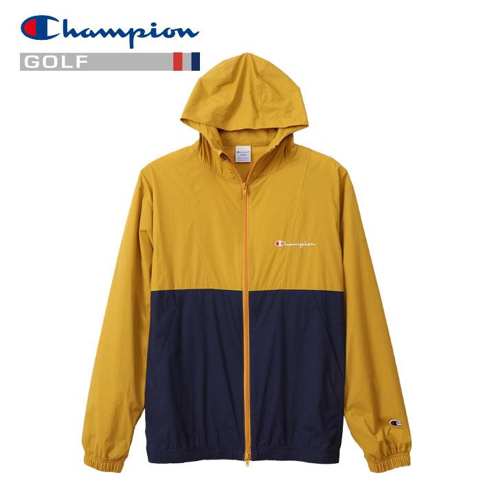 【クリアランスセール】 チャンピオン ゴルフ フードジャケット C3-RG601-740 メンズ 2020 春夏