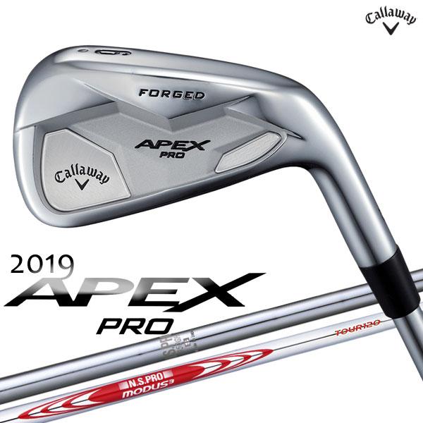 キャロウェイ エイペックス プロ アイアン 6本セット 日本仕様 2019年モデル APEX PRO