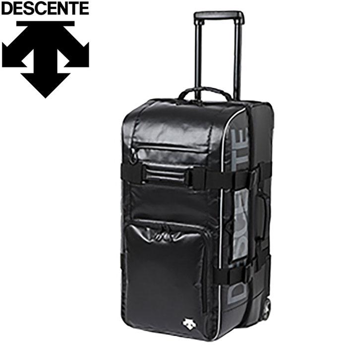 デサント キャスターバッグL DMC-8803-BLK