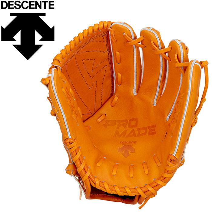 デサント 野球 硬式グラブ 投手用 DBBLJG40-ORG