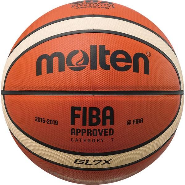 モルテン バスケットボール ボール 6号 GL6X BGL6X