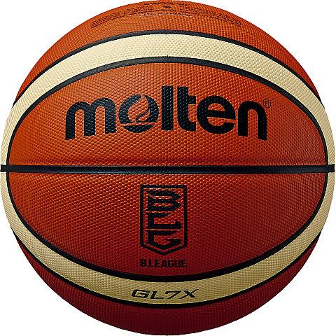 モルテン バスケットボール ボール 7号 GL7X Bリーグ公式試合球 BGL7X-BL