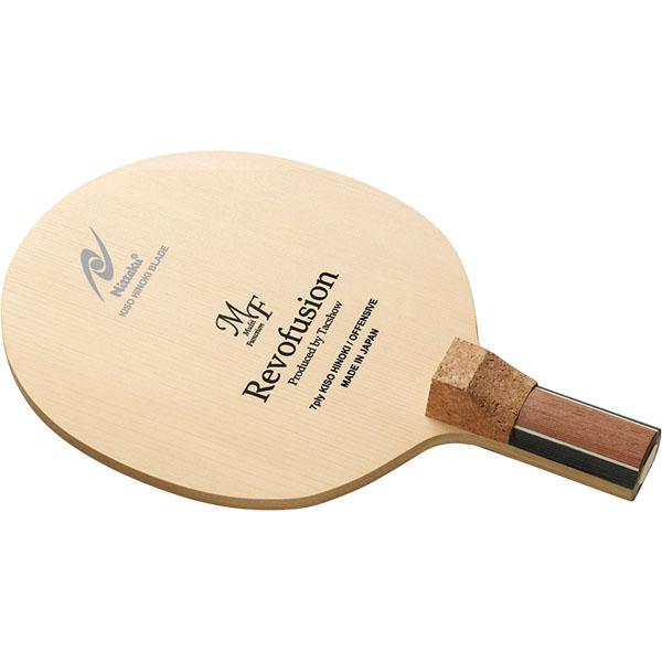 ニッタク 卓球 ペンホルダー 卓球ラケット レボフュージョン MFJ NE6410