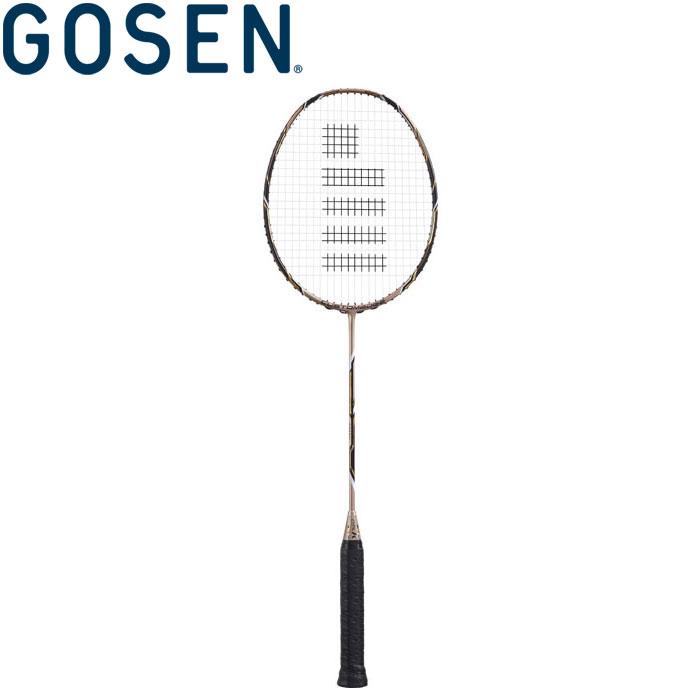ゴーセン バドミントンラケット (フレームのみ) カスタムエッジ バージョン 2.0 タイプK BRCE2TK-GO