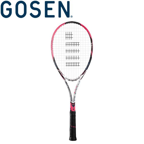 GOSEN(ゴーセン) 軟式テニスラケット (フレームのみ) カスタムエッジ タイプV SRCETV-SP