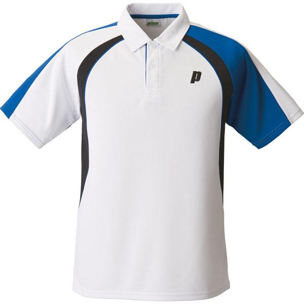 79fa124f annexsports: ○Prince (prince) tennis game shirt men TMU150T-146 ...