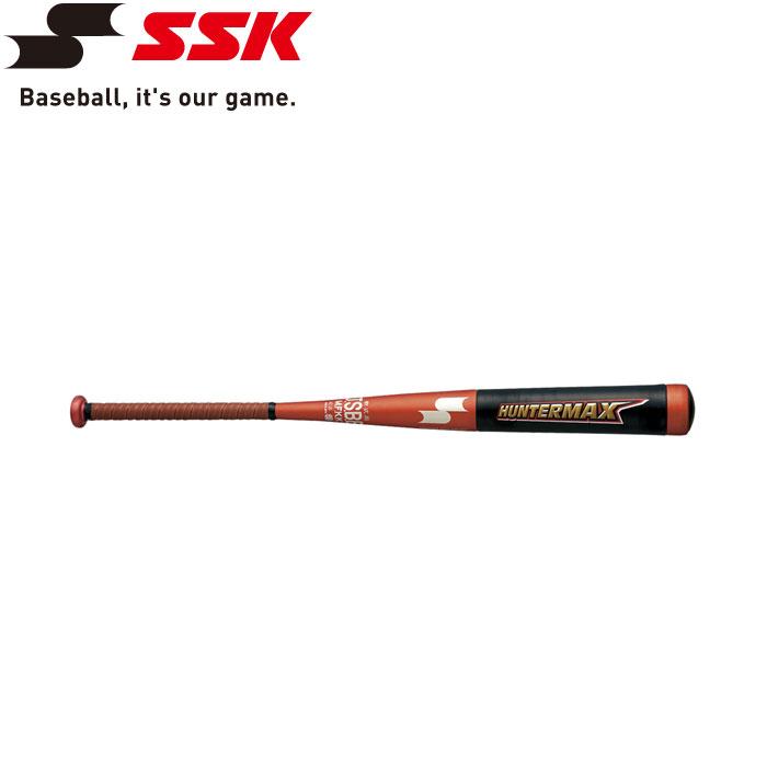 SSK(エスエスケイ) 野球 一般軟式金属製バット ハンターマックス HMN00216-20