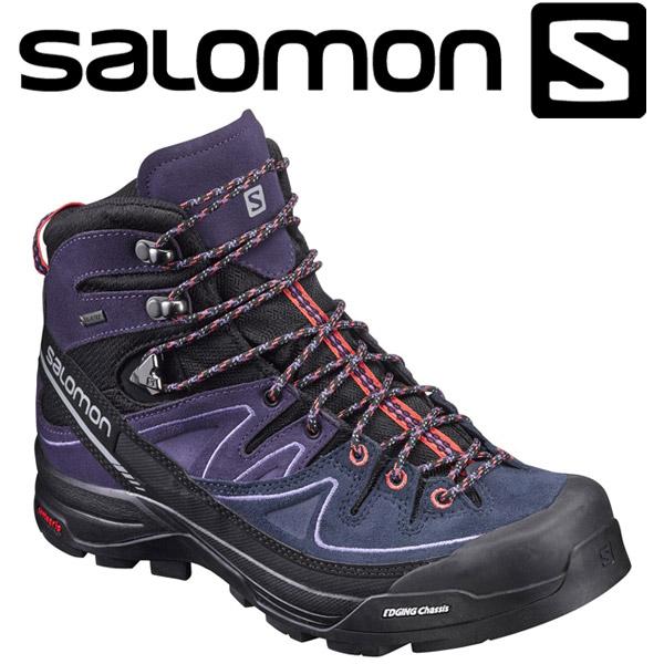 (SALOMON)サロモン アウトドア マウンテン マウンテニアリングシューズ レディース X ALP MID LTR GTX W L39194700