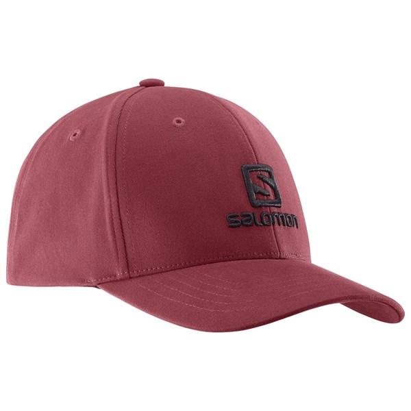 ◇사로몬 아웃도어 하이킹 캡 맨즈 SALOMON LOGO CAP L39328400 SALOMON