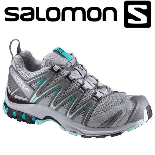 (SALOMON)サロモン トレイルランニングシューズ レディース XA PRO 3D W L39329100