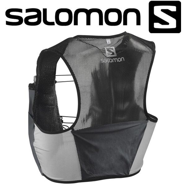 (SALOMON)サロモン トレイルランニング バッグ バックパック S-LAB SENSE 2 SET L39381800