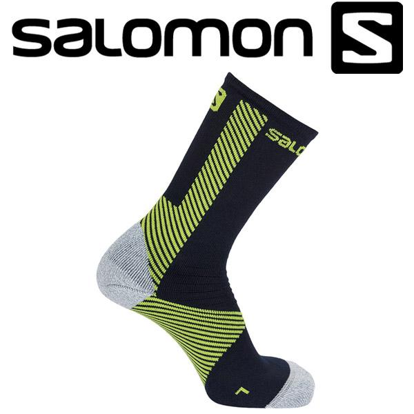 ◇Salomon trail running socks socks men XA STABILITY L39823000 SALOMON