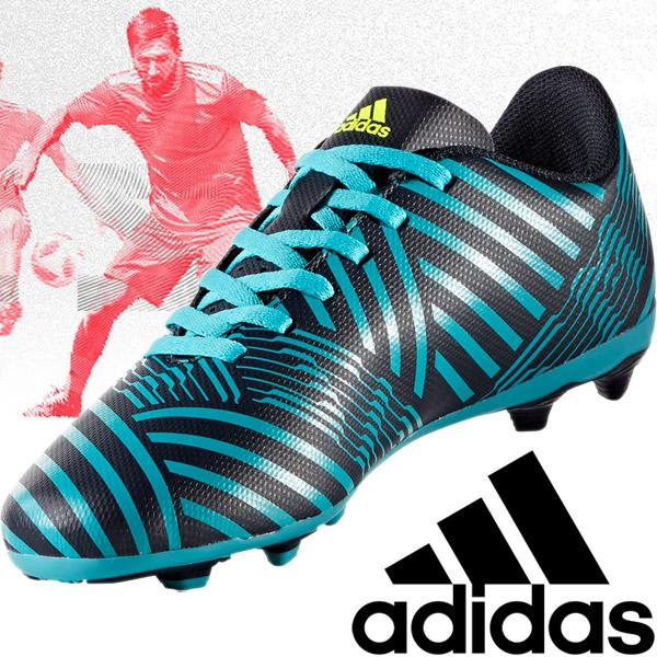 ca8aac259ab9 annexsports  ○17FW adidas (Adidas) NEMEZIZ 17.4 FxG J S82458-S82458 ...
