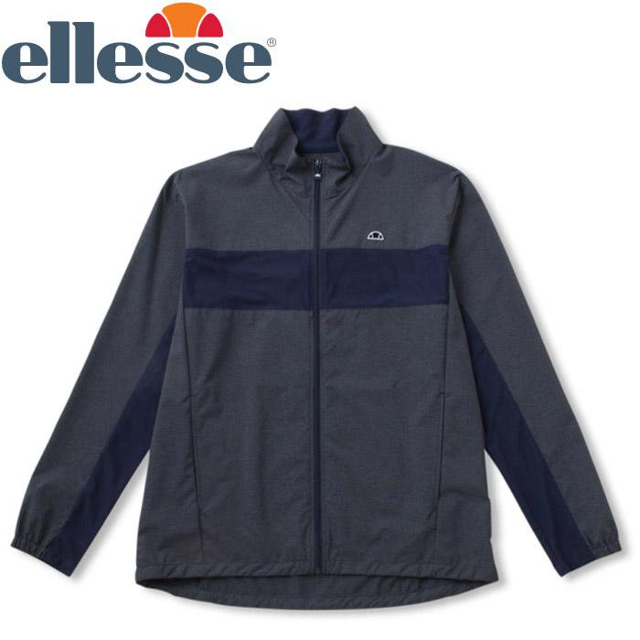 エレッセ テニス クラブジャケット メンズ EM59101-CX