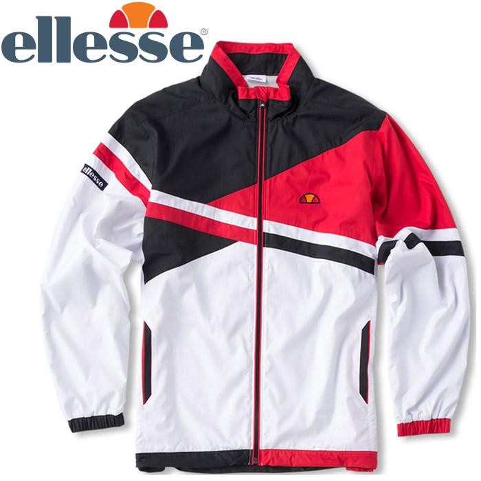 エレッセ TEAM ウインドアップジャケット メンズ レディース ETS57350-RD