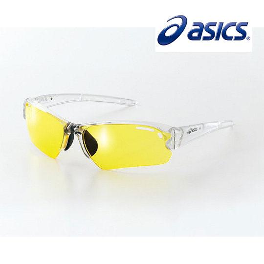 ◇【送料無料】 asics(アシックス) ランニングサングラス タイプNV CQRS05