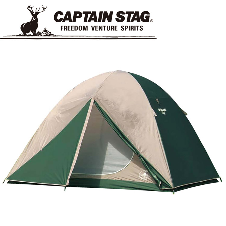 CAPTAIN STAG キャプテンスタッグ CS CS STAG CAPTAIN ドームテント270UV〈5~6人用〉(キャリーバッグ付) M3132, トヨハマチョウ:a8a3af19 --- officewill.xsrv.jp