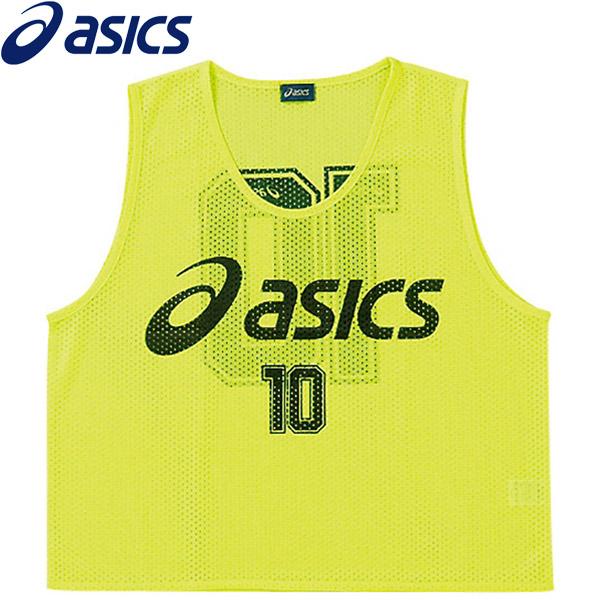 14S1 アシックス ビブス(10枚セット) XSG060-16 シャツ