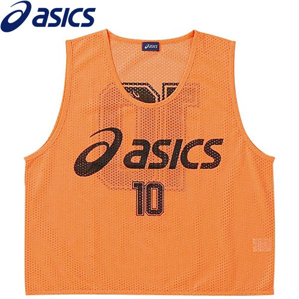 14S1 アシックス ビブス(10枚セット) XSG060-21 シャツ