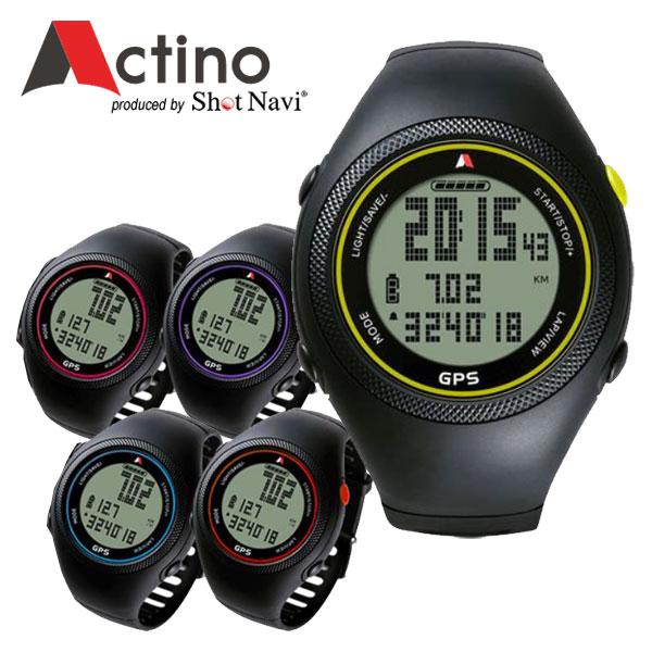 Actino(アクティノ) ランニングウォッチ シンプルだけど機能いろいろ WT300 時計