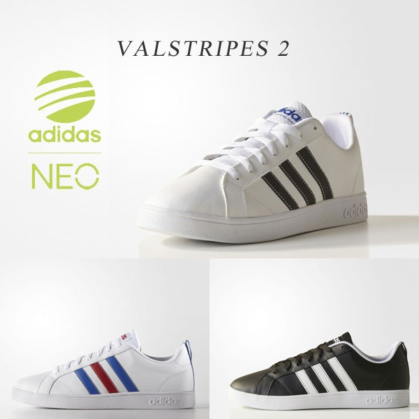 online store b4b28 fa2dc 16 SS adidas (adidas) VALSTRIPES2 shoes