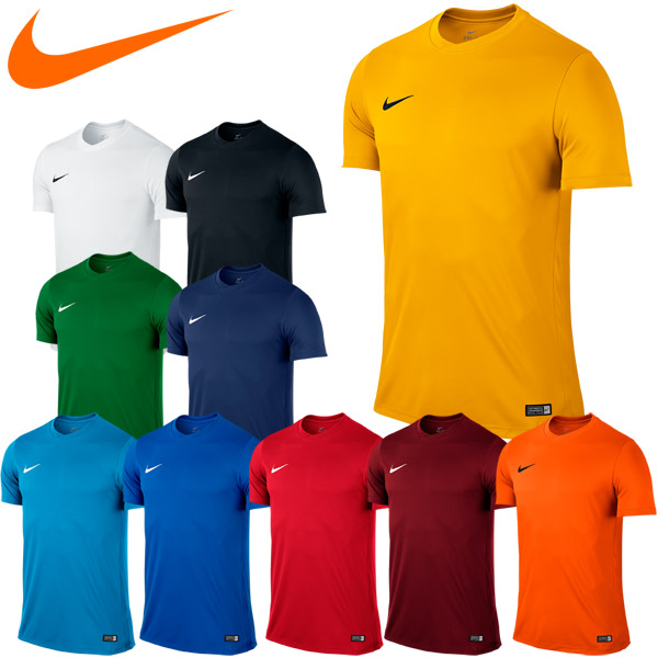 7a71288df7c Nike soccer game shirt short sleeves T-shirt men DIR-FIT park VI S ...