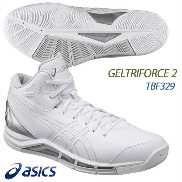 アシックス ゲルトライフォース 2 メンズ バスケットボールシューズ asics 2016年秋冬 16AW TBF325