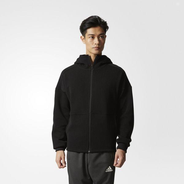 ○17 SS adidas(아디다스) M ID쿼터-니트 풀 Zip 파커 DJP60-BR0943 맨즈