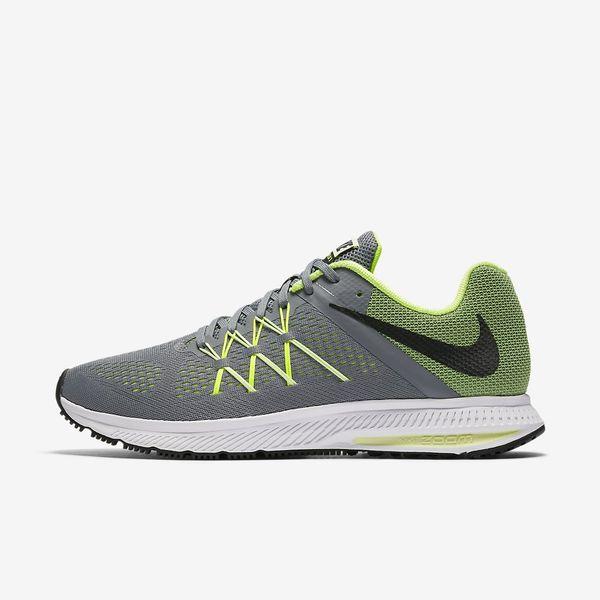 ○17SP NIKE (Nike) zoom Win flow 3 831,561,014-014 men's shoes