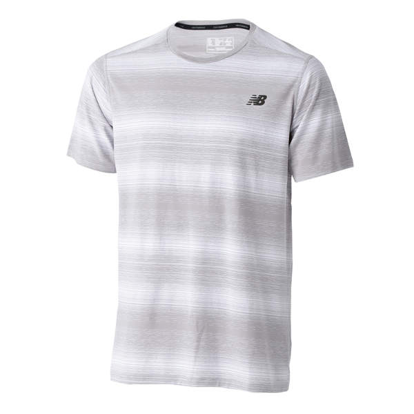○17 SS New Balance(뉴 밸런스) 카이로 스포츠 T셔츠 AMT71034-SMH 맨즈