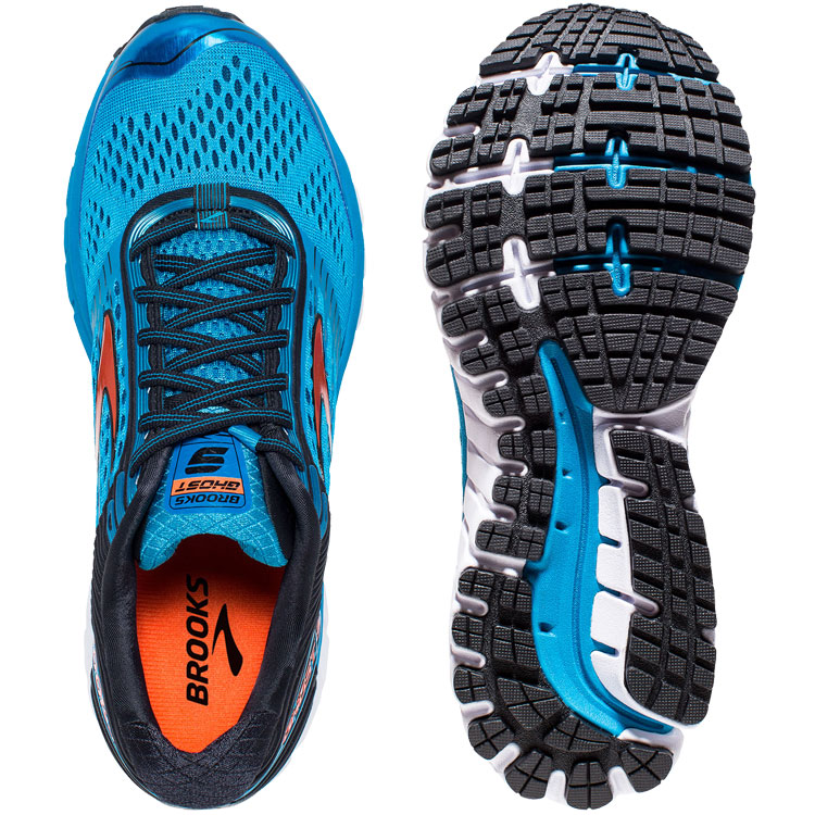 532e5d82945 annexsports  ☆17SS BROOKS (Brooks) running shoes men ghost 9 ...