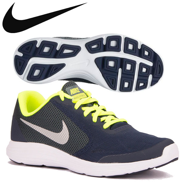 16HO NIKE (Nike) revolution 3 GS 819413404-404 junior shoes