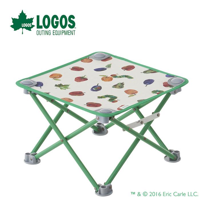 LOGOS ロゴス はらぺこあおむし キュービックテーブル 86009005