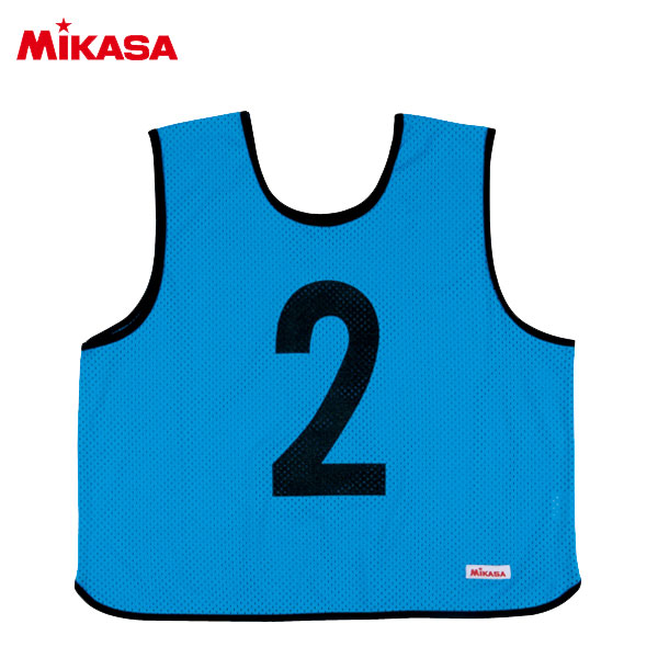 ミカサ ゲームジャケット レギュラー 10枚組 ブルー GJR210-B
